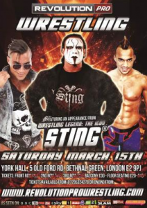 Sting® Makes Appearances in London, UK - Legacy Talent and